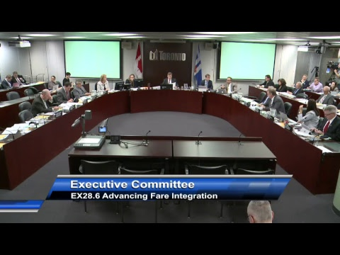 Executive Committee - October 24, 2017 - Part 1 of 2
