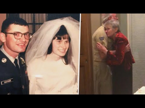 Fred And Angi - Husband Surprises His Wife Of 50 Years With a Third Wedding Ceremony