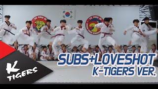 SUBS & Love Shot (Fahmy Fay Remix) Taekwondance ver.