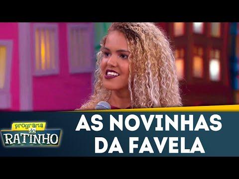 As Novinhas Da Favela No Dez Ou Mil! | Programa Do Ratinho (09/07/2018)