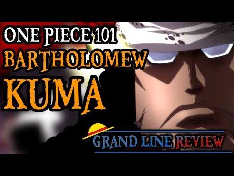 Bartholomew Kuma Explained (One Piece 101)