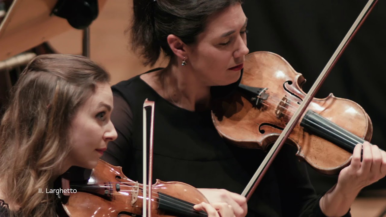 Finale Heidelberger Frühling 2018 | Mahler Chamber Orchestra & D. Gatti | Schumann: 1. Sinfonie