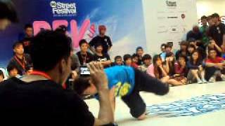 B-Girl Battle at BOTY 2011