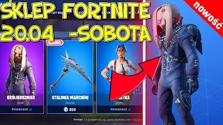 FORTNITE 20.04 STORE-NEW EASTER SKIN-Królikoszmar, Steel carrot, new bunny Emotle