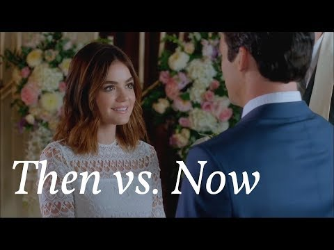 Pll-Couples | Then vs. Now ( +7B )