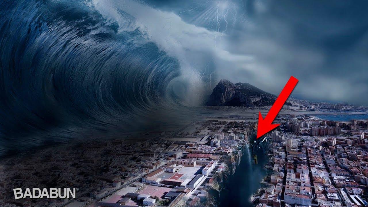 Qué Pasaría Si Ocurre Un Mega Terremoto Magnitud 10 Youtube