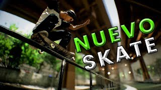 Video de SESSION KICKSTARTER - Nuevo Juego de Skate (Demo Review) + Link de Descarga