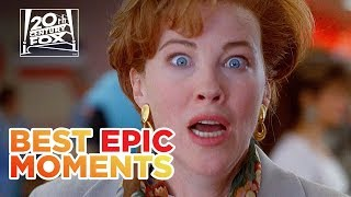 Home Alone 1 & 2   Best Epic Moments   Fox Family Entertainment