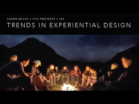 Emerging Trends in Immersive Design: A 2016 IAAPA Presentation