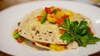 Кесадилья. Мексиканская кухня