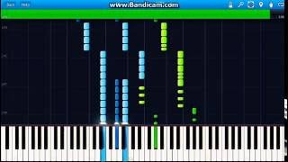 Rossini: William Tell Overture: Final piano (Synthesia)
