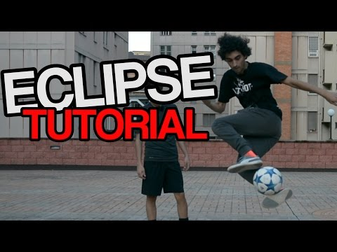 Ese Tutorial  Football Freestyle Trick by Fast Foot Crew