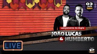 [LIVE] - JOÃO LUCAS E HUMBERTO - #fiqueemcasaecantecomigo