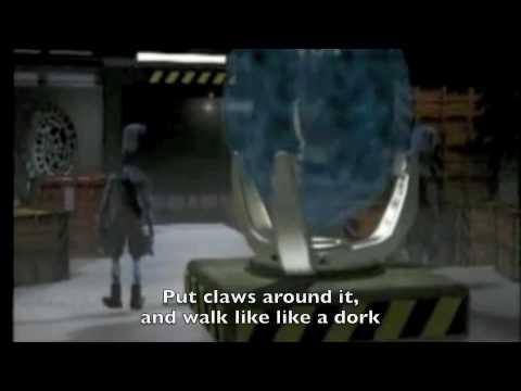 Blue (Da Ba Dee) - LITERAL VIDEO VERSION