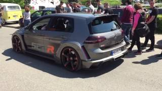 golf r500 oettinger to worthersee 2016