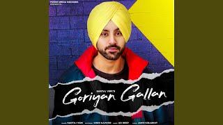 Goriyan Gallan (feat. Ginni Kapoor)
