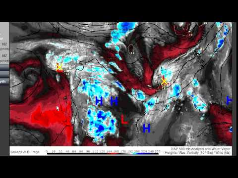 Weather On The Internet - College of Du Page