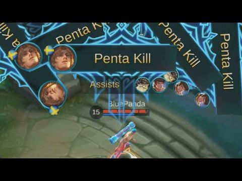Mobile Legends PENTAKILL BUG / GLITCH???