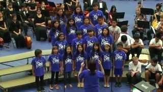 1080p Song of Peace: Moanalua Elementary School Chorus