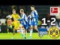 Hertha BSC Vs. FC Bayern Munich 2-3 A.e.t. | Highlights | DFB-Pokal 2018/19 | Round Of 16
