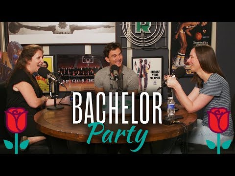Tyler Cameron Interview | Bachelor Party | The Ringer