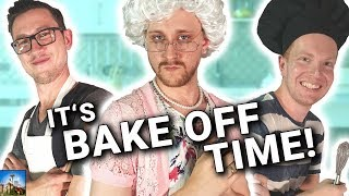 Get ready to become this years STAR Baker!  Fall Event 2019  Forge of Empires