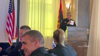 Celebrating Yavapai Women In Law Enforcement