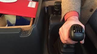 Водіння перемикання механічна 8-ступінчаста перескакувати передачі/вантажного schalten 8-кратний/як перенести ручною коробкою передач
