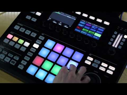 Maschine Tutorial - Quick Tip #3 - Choke and Pad Link