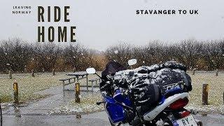 Ride Home - Stavanger to UK