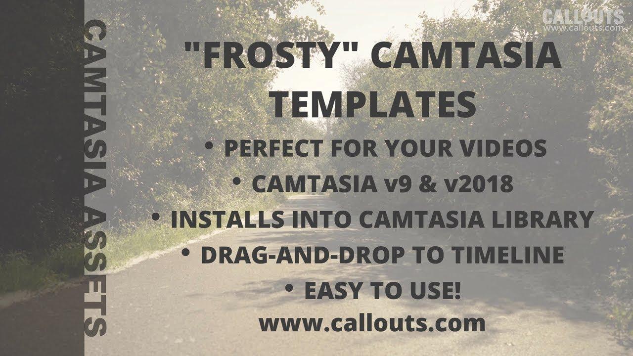 camtasia studio 8 intro templates 3d download