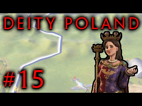 Poland can Into Civilization 6! - Let's Play - Part 15