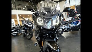Bmw K1600Gtl Exclusive Review