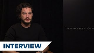 Kit Harington On Relating To His Character In The Death & Life Of John F. Donovan | TIFF 2018