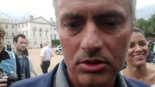 Rui Costa convidou, José Mourinho foi ao Tour de France