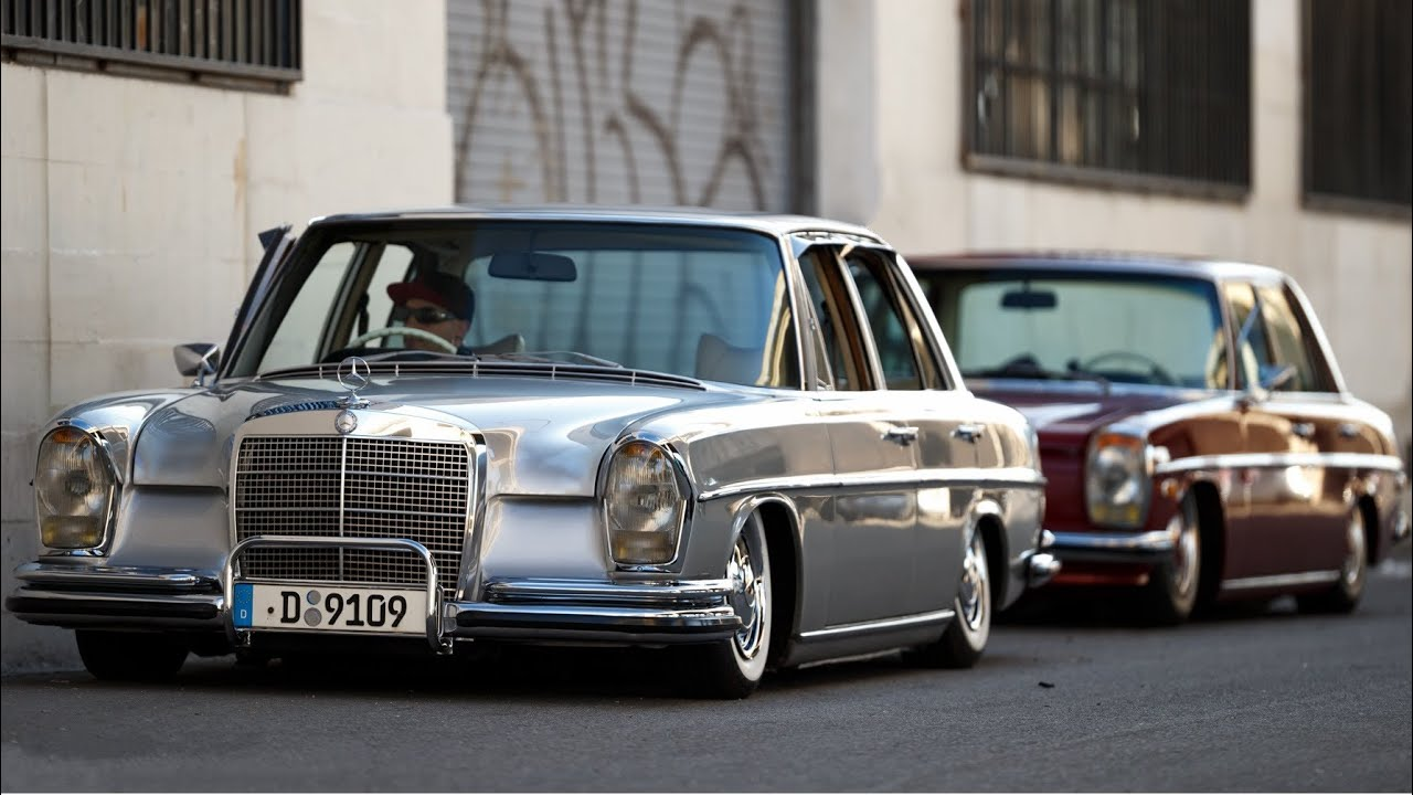 1972 mercedes benz 280se 3 5 liter v8 youtube. Black Bedroom Furniture Sets. Home Design Ideas