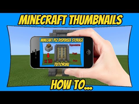 How To Make Minecraft Thumbnails