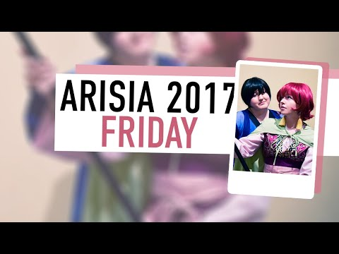 Con Vlog: Arisia 2017 (Friday) — The Day None of Us Actually Remember | telekineticManiac