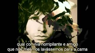 Jim Morrison  - A Feast Of Friends/The Severed Garden