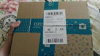 Посылка из OZON №2+Посылка из Лабиринта/Самое короткое видео на канале