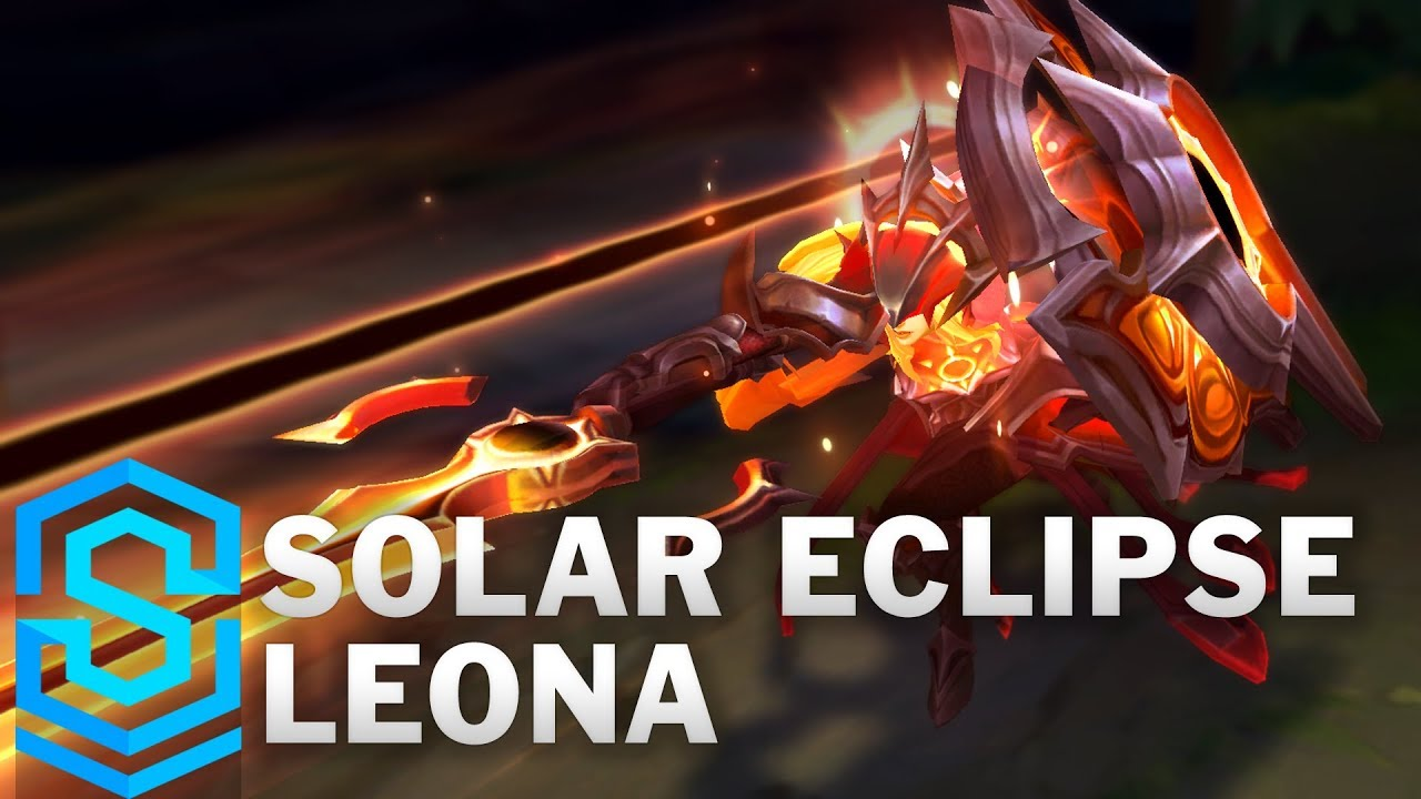 Solar Eclipse Leona Skin Spotlight Pre Release League Of Legends