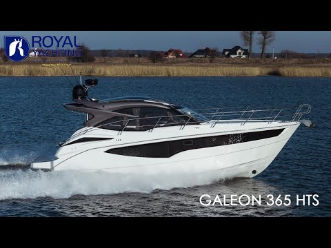 Galeon 365 HTS Details - Used Boats For Sale in Dubai, UAE