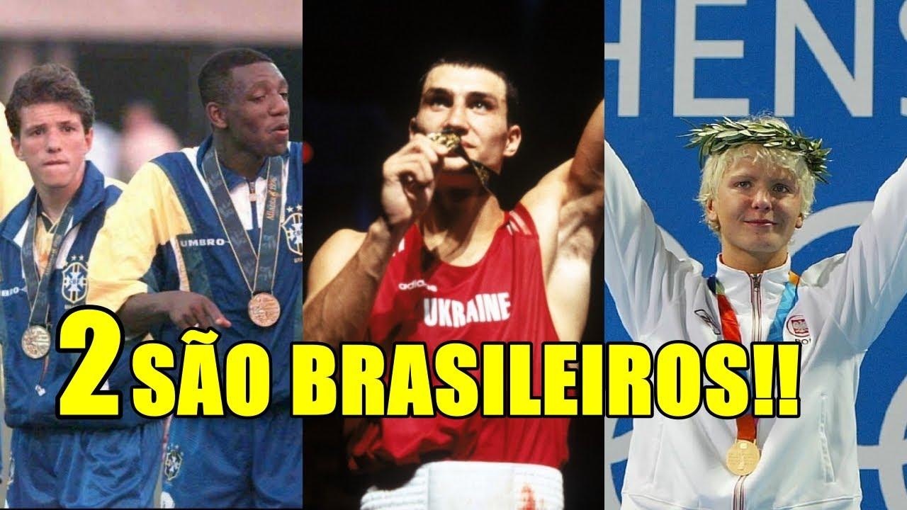 8 ATLETAS QUE VENDERAM SUAS MEDALHAS OLÍMPICAS - Olimpíadas