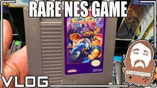RARE NES GAME TRADED IN! | SicCooper
