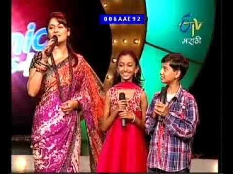 Gaurav Maharashtracha 2010 Krutika & Hrishikesh - Ashwini yena-Duet song