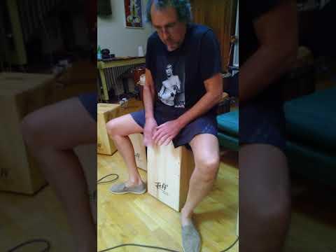 Francois Causse Ours avec son timbre enclenché jeff cajon