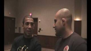 WEC 44: JOSE ALDO talks w/Yahoo! Sports