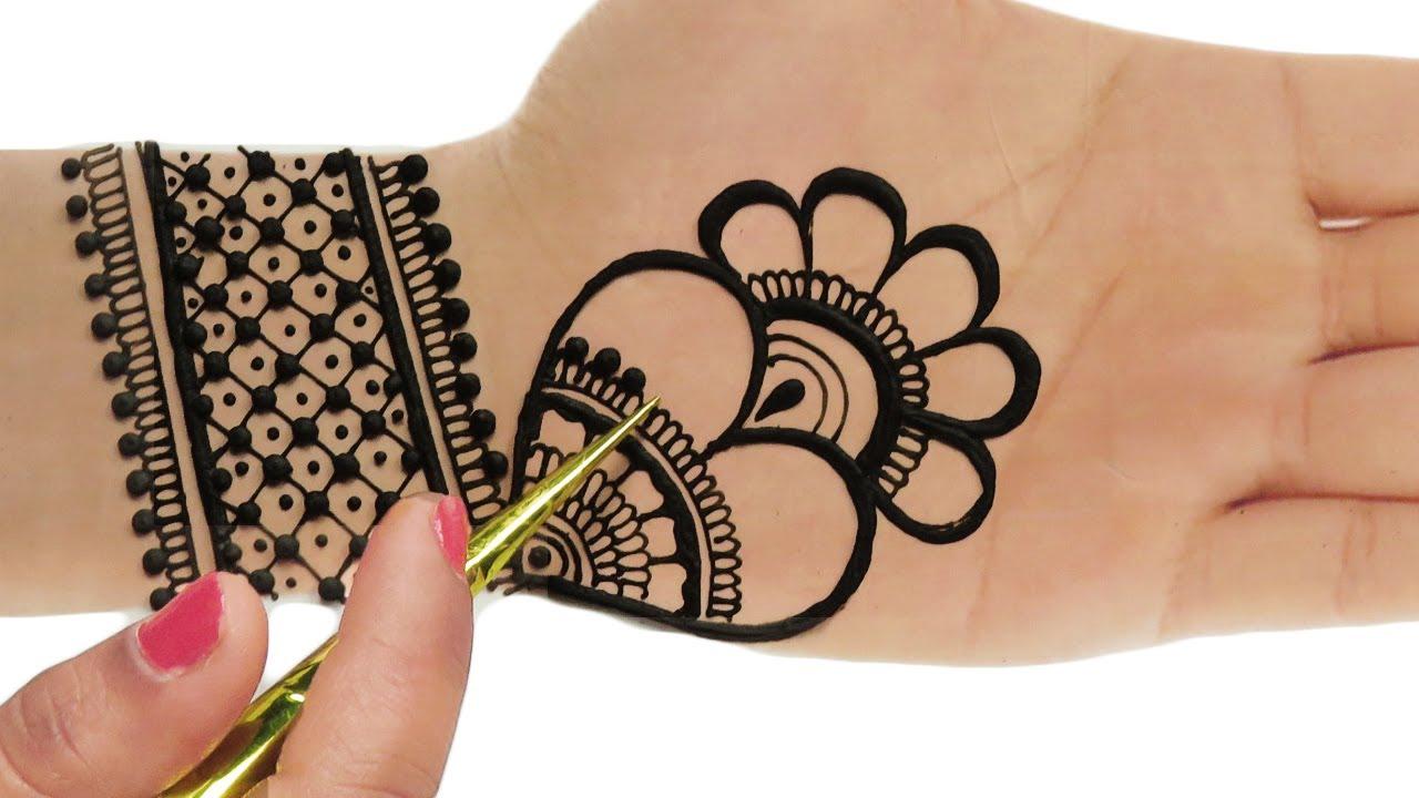 1ad6008c0 Latest Eid Mehndi Design for Hands | New Mehandi Design with Flowers ...