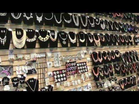 6322a5382be5 Crystalmania Accesorios - Mayoreo y menudeo de Bisutería de moda - YouTube