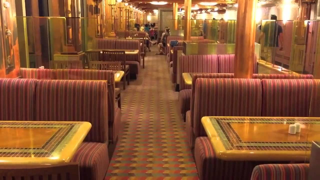 Inside View Video Tour Of Carnival Splendor Fun Ship Cruise  Pool Cabin Dini